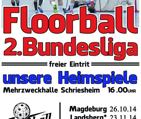 Plakat Floorball