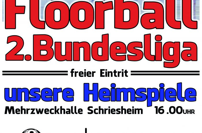 Plakat Floorball