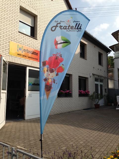 Beachflag Fratelli