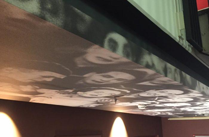 Wandtapete individuell bedrucken